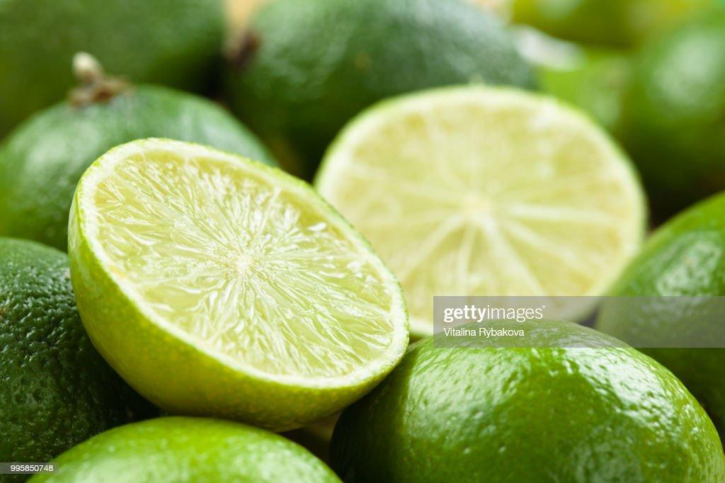 Limes. : ストックフォト