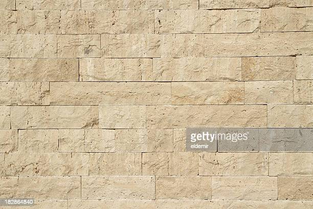 limestone wall - stone wall stock pictures, royalty-free photos & images