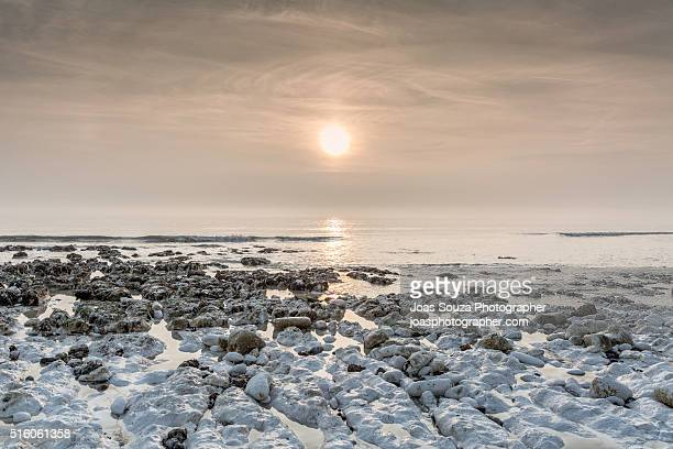 Limestones on the Beach