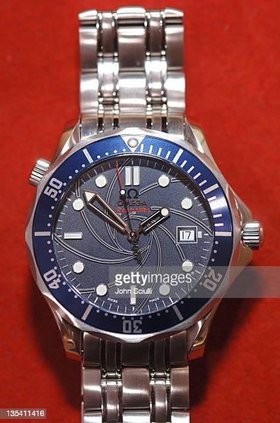Limited Edition James Bond 007 Seamaster Diver 300M Watch