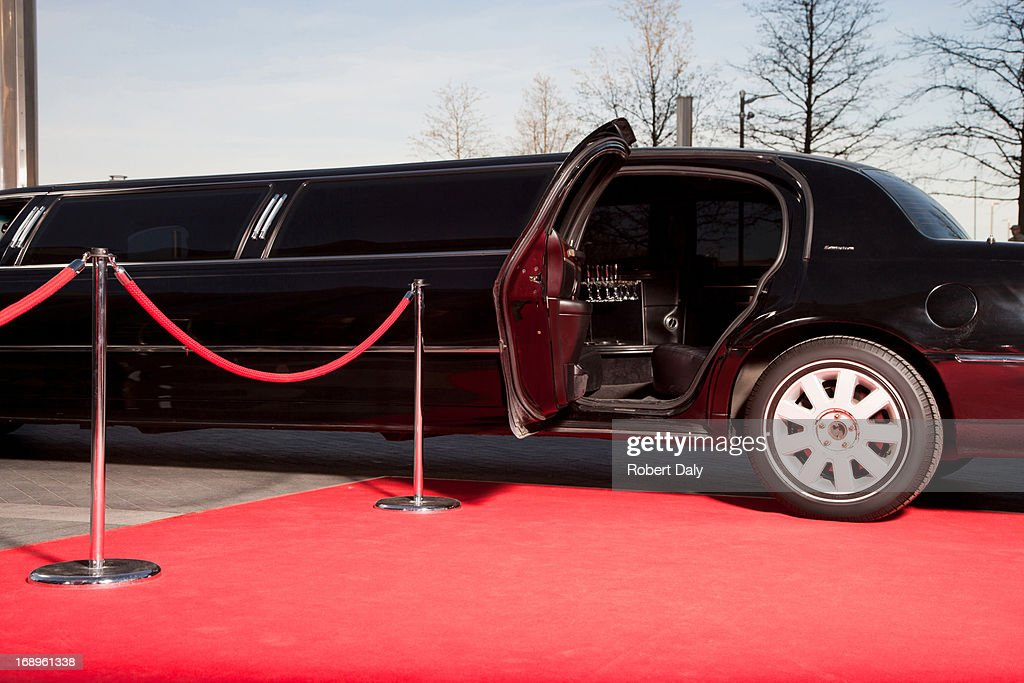 Limousine Stock Photos And Pictures Getty Images