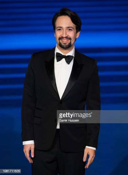 LIn Manuel Miranda attends the European Premiere of Mary Poppins Returns at Royal Albert Hall on December 12 2018 in London England