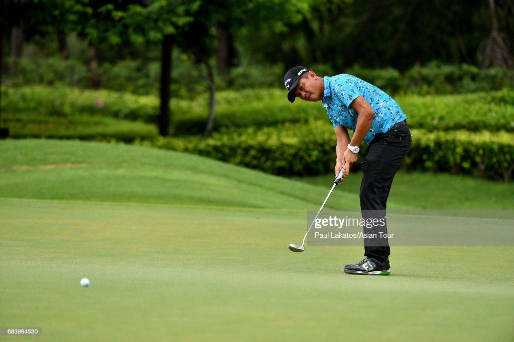 2017 Thailand Open Pro-Am & Practice Round