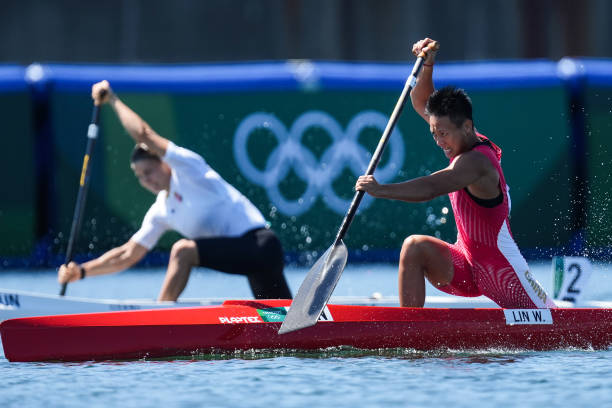 JPN: Canoeing - Tokyo 2020 Olympics - Day 13