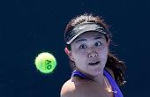 melbourne australia lin zhu china competes