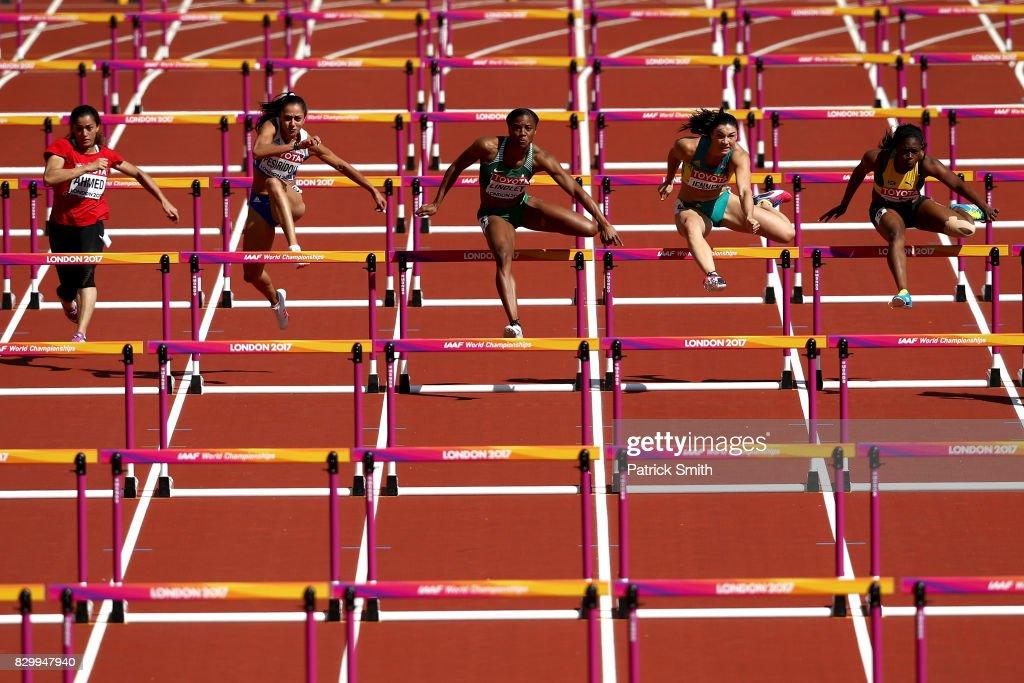 16th IAAF World Athletics Championships London 2017 - Day Eight