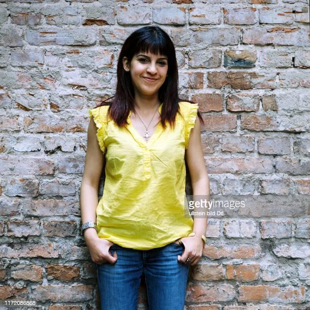 Lina Ben Mhenni Bloggerin aus Tunesien