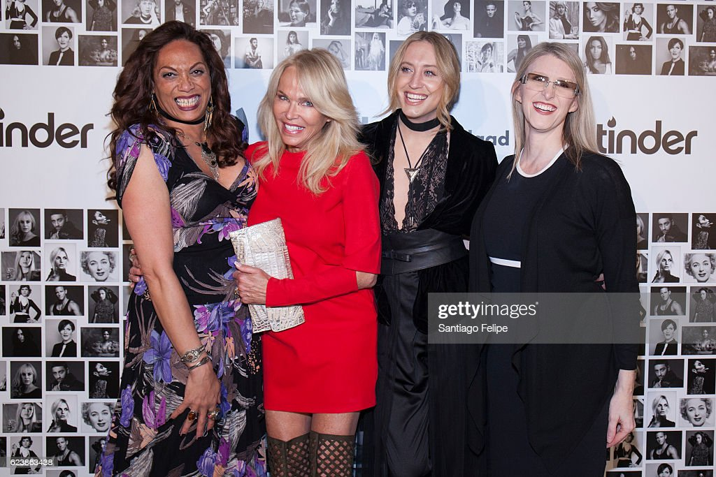 Tinder x GLAAD Celebrate Inclusion Acceptance Equality : News Photo