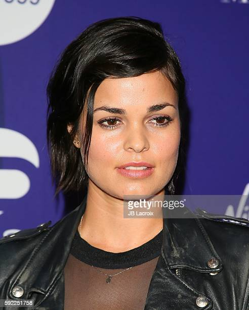 Lina Esco attends the Benefit For onePULSE Foundation on August 19, 2016 in Los Angeles, California.