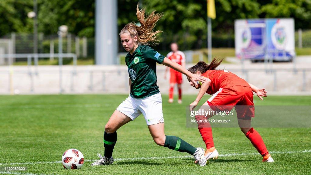 DEU: 1. FFC Frankfurt II v VfL Wolfsburg II - 2. Frauen Bundesliga