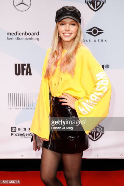 Lina Larissa Strahl attends the First Steps Award 2017 at Stage Theater on September 18 2017 in Berlin Germany