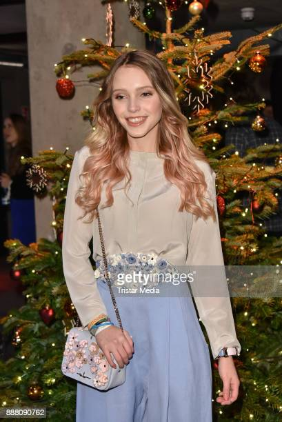 Lina Larissa Strahl during the Medienboard PreChristmas Party at Schwuz at Saeaelchen on December 7 2017 in Berlin Germany