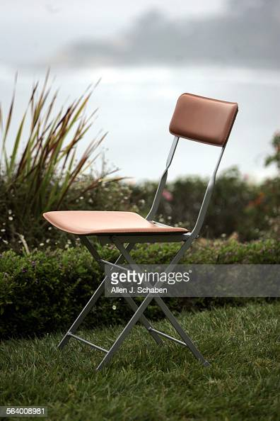 Brilliant Lina Leather Steel Folding Chair From Design Within Reach Uwap Interior Chair Design Uwaporg