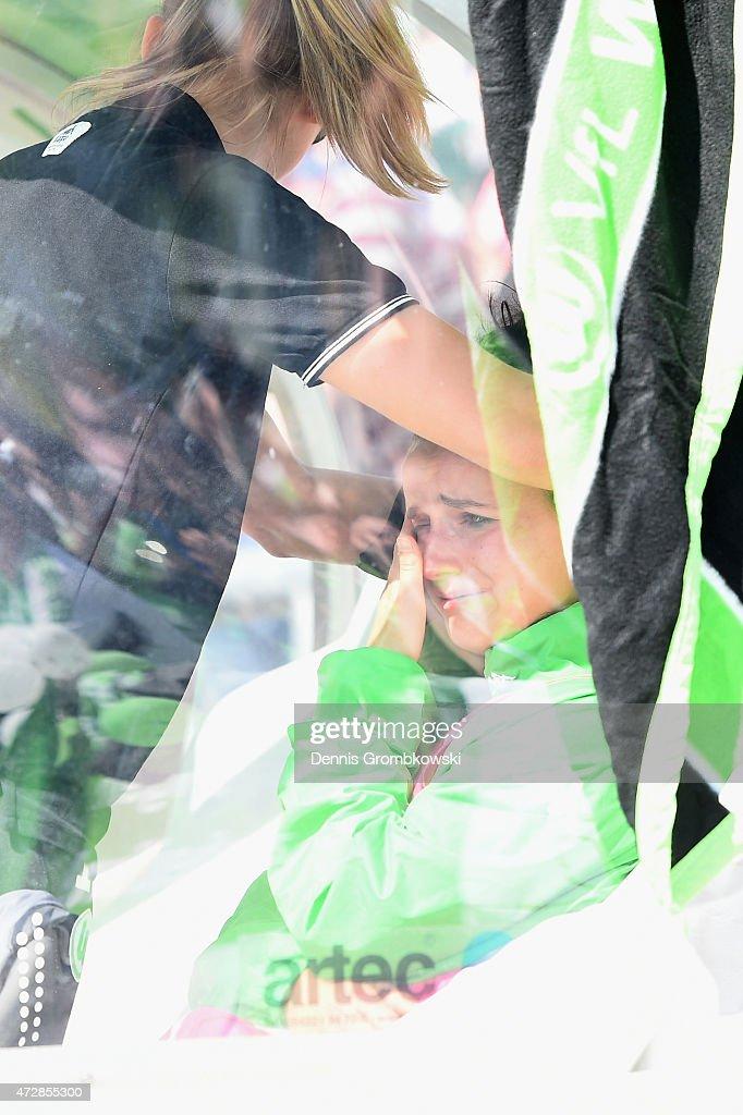 1. FFC Frankfurt v VfL Wolfsburg - Allianz Frauen-Bundesliga
