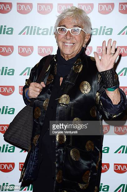 Lina Wertmuller attends the Jet Set Party Alitalia at Residenza di Ripetta on November 10 2012 in Rome Italy