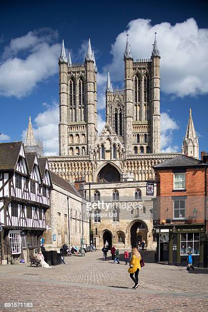 Lincoln Cathedral, Cathedral square, Lincoln