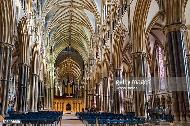 Lincoln; cathedral, city, Centre; Lincolnshire