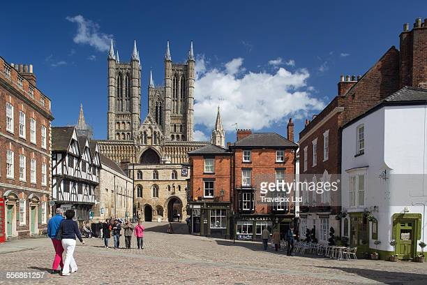 Lincoln Cathedral, Lincoln, UK