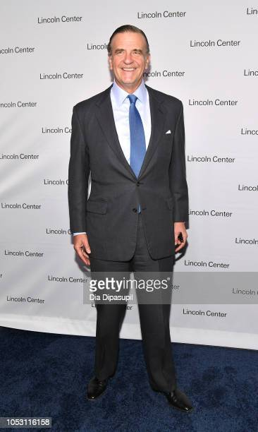 Lincoln Center Distinguished Service Award recipient Robert K Steel attends Lincoln Center Fall Gala at Alice Tully Hall on October 24 2018 in New...