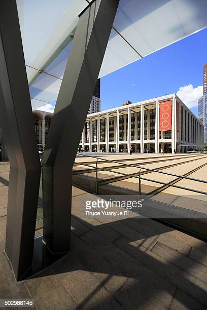 lincoln center for the performing arts - performing arts center stock pictures, royalty-free photos & images