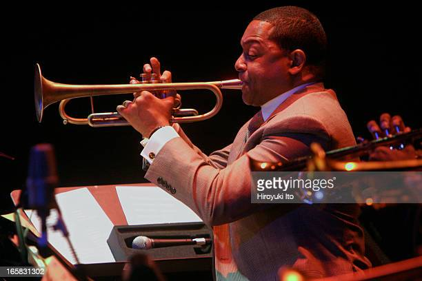 Lincoln Center Jazz Orchestra presents Los Angels Central Avenue Breakdown at Rose Theater on Thursday night February 23 2006This imageWynton...