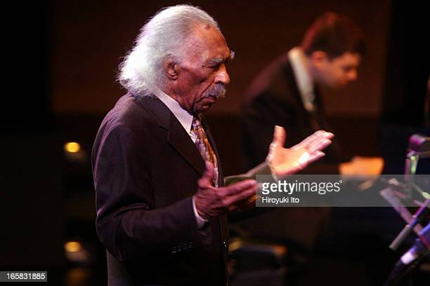 """Lincoln Center Jazz Orchestra presents """"Los Angels: Central Avenue Breakdown"""" at Rose Theater on Thursday night, February 23, 2006.This image:The..."""