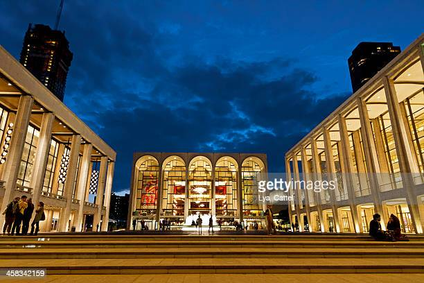lincoln center new york - the theater lincoln center stock pictures, royalty-free photos & images