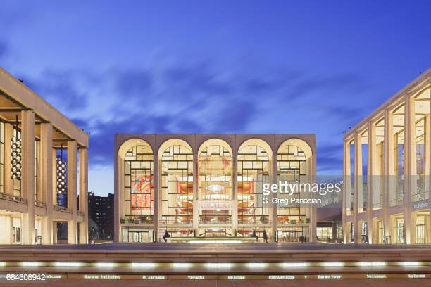 lincoln center - new york - the theater lincoln center stock pictures, royalty-free photos & images