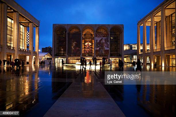lincoln center nyc - the theater lincoln center stock pictures, royalty-free photos & images