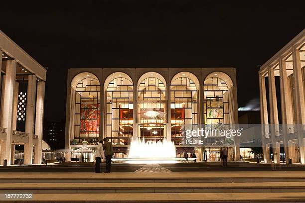 lincoln center - the theater lincoln center stock pictures, royalty-free photos & images