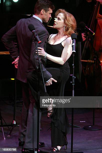 Lincoln Center's American Songbook series present 'Go the Distance The Lyrics of David Zippel' at the Allen Room on Friday night February 24 2006This...