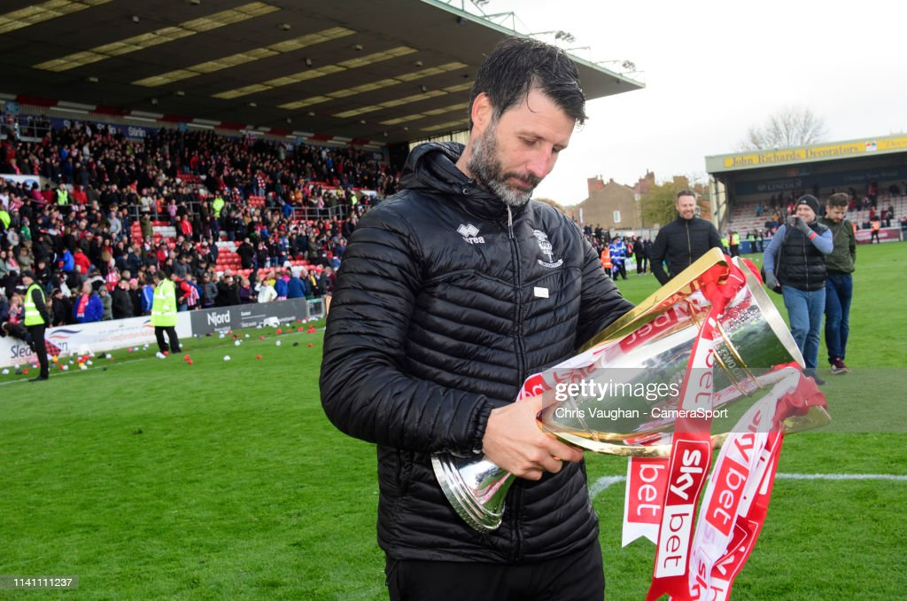 Lincoln City v Colchester United - Sky Bet League Two : News Photo
