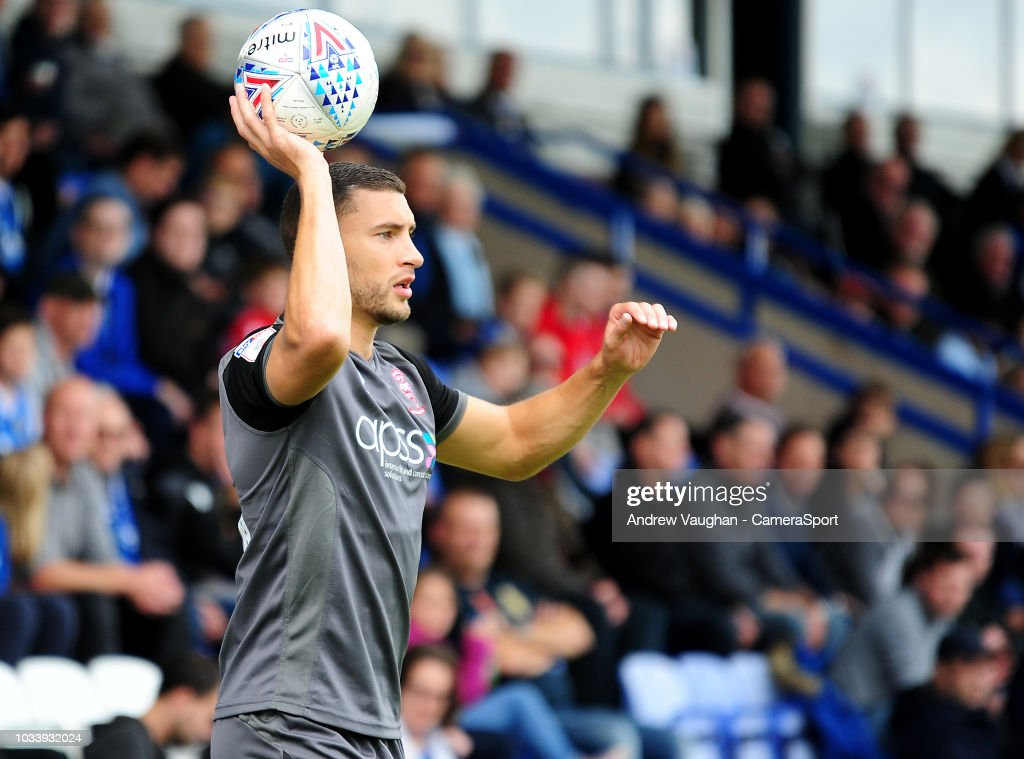Macclesfield Town v Lincoln City - Sky Bet League Two : News Photo