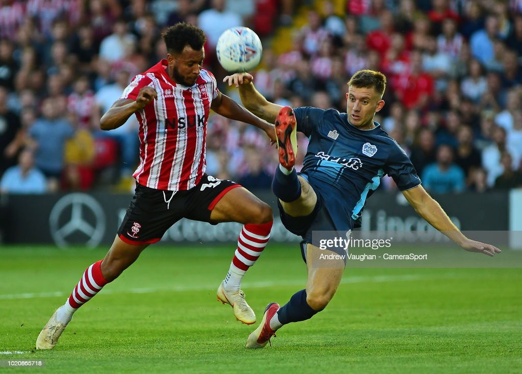 Lincoln City v Bury - Sky Bet League Two