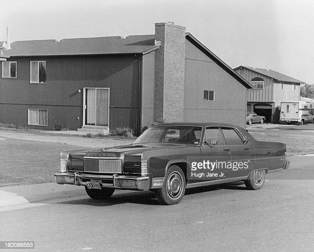 JUL 11 1974 JUL 14 1974 Lincoln Continental Town Car is For 'The Man Who Wants Everything'