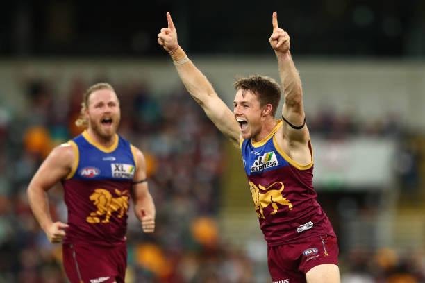 AUS: AFL Rd 20 - Brisbane v Gold Coast