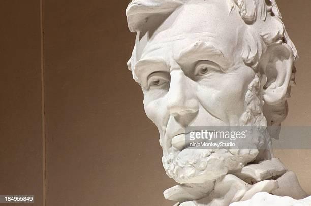 Lincoln Memorial Close-Up