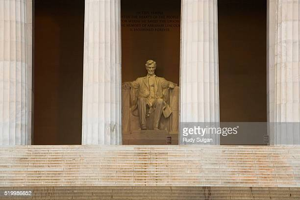 lincoln memorial - lincoln memorial stock pictures, royalty-free photos & images