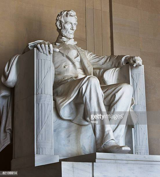 lincoln memorial, washington dc, united states - lincoln memorial stock pictures, royalty-free photos & images