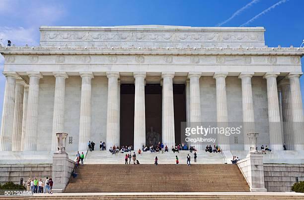 Lincoln Denkmal, Washington, DC, USA.