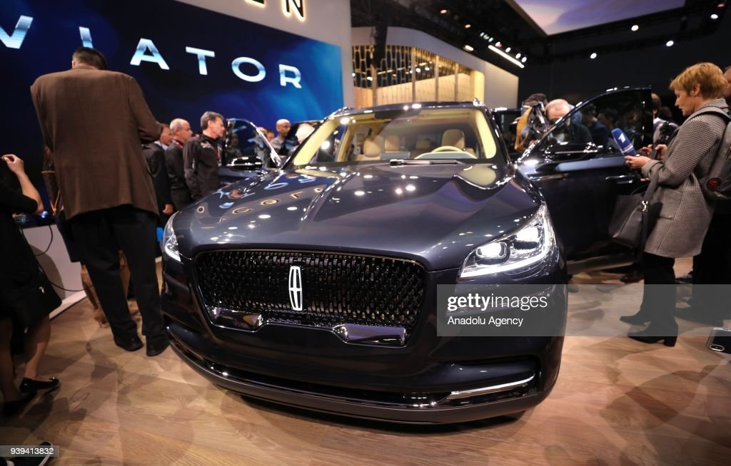 New York International Auto Show 2018 Pictures Getty Images