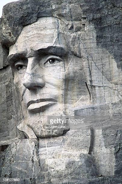 Lincoln, Mt Rushmore, SD
