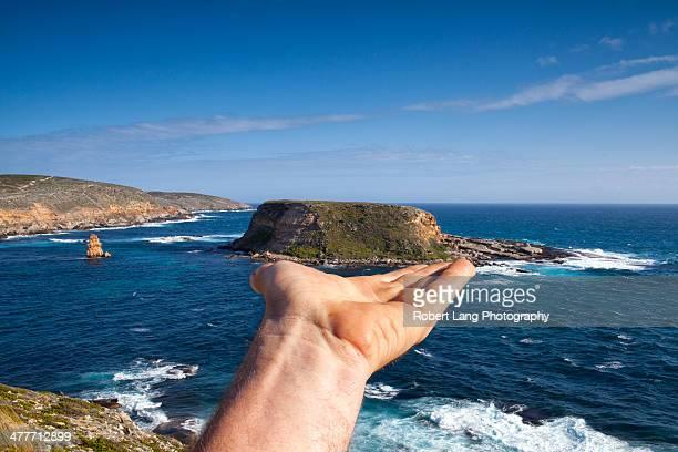 lincoln national park, south australia - porto lincoln - fotografias e filmes do acervo