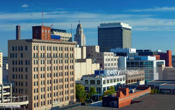 lincoln, nebraska - lincoln nebraska stock pictures, royalty-free photos & images