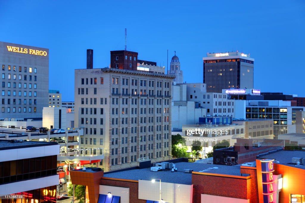 Lincoln, Nebraska : Stock Photo