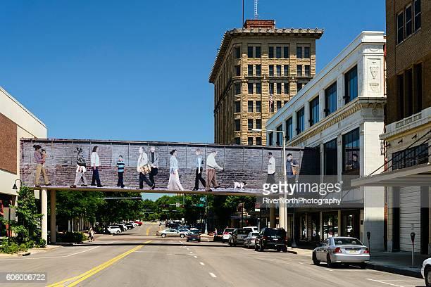 Lincoln, Nebraska Street Scene