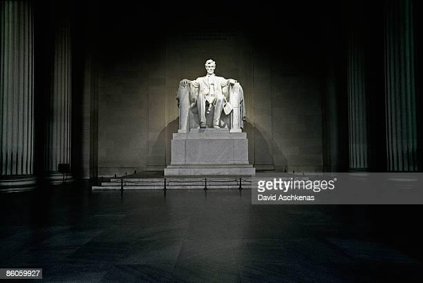 Lincoln Statue, Lincoln Memorial, Washington, DC