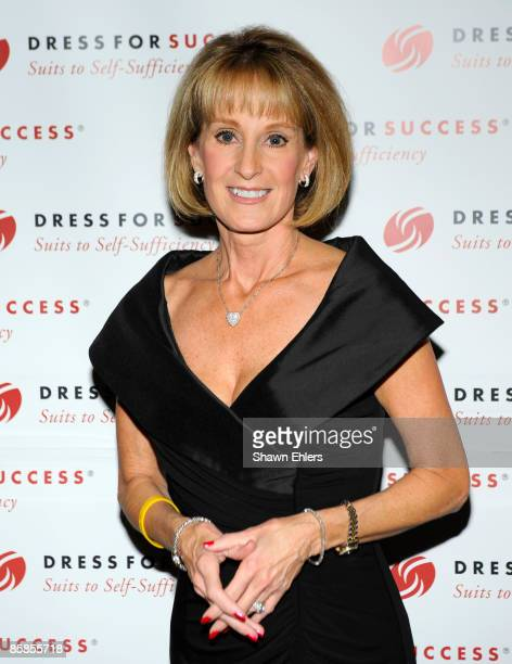 Linda Armstrong Kelly attends the 2009 Dress for Success Worldwide Gala at the Grand Hyatt at Grand Central Station on April 7, 2009 in New York...