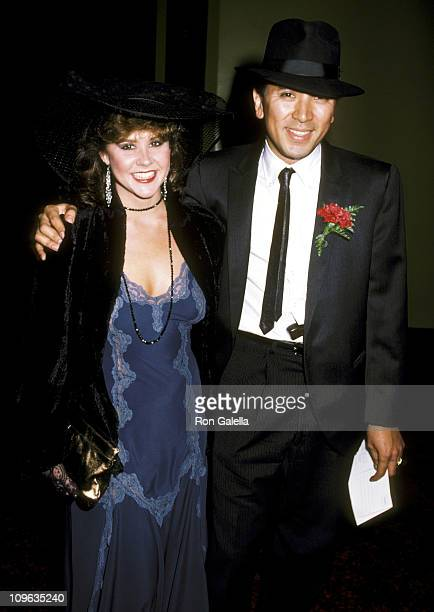 Linda Blair and Lennon during The Red Light Affair Goes to Florida Salutes Where the Boys Are at Hollywood Palladium in Hollywood California United...