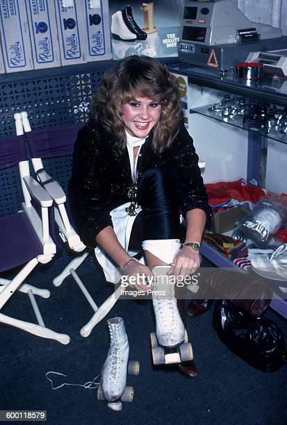Linda Blair attends the Promotional Party for Roller Boogie circa 1979 in New York City